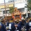 門前仲町のお祭り