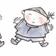 3年生比叡山学舎  学校到着