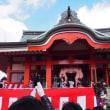 久留米成田山の節分祭