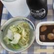 今日のホッピー  (SSK)小鉢料理シリーズ2