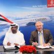 エミレーツ航空、A380最大36機発注で生産継続!