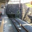 車止め 東武日光駅