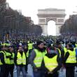 「黄色いベスト運動」にロシア関与か 仏当局が調査