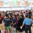 中華航空とエバー、増便や大型機変更で足止め客を輸送 北海道地震