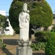034太田市龍舞町、正運寺の庚申塔(最寄り:竜舞駅)