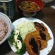 「昨日の晩御飯」!!「牡蠣フライ」!!