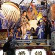 久慈秋祭り「お環り」