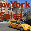 前に2歩、後ろに2歩、歩くだけの クールな NEW YORK SALSA 初 体験!