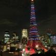 日仏交流160年記念 東京タワー スペシャルダイヤモンドヴェール