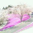 PC復活しましたp(^^)q 4月の牛久大仏と芝桜🌸