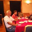 敬老の日のディナー