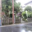 (東武日光線「下小代」駅~「下今市」駅。その3。「日光例幣使街道」。第7日目。)