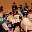 近畿理容競技会と大阪北部地震のその後