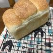 いちご酵母おしまい! 食パンとカンパーニュ