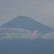 2017/9/30の富士山