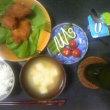 今日のお弁当ならぬ夜ご飯~v