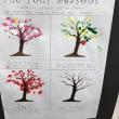 英語で季節を学ぶ