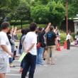 6月9日大分で日本代表戦観戦とホームステイ