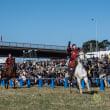 大野川合戦祭り 騎馬疾走 おまけのてくてくパート➂