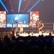 新日本プロレス観戦 エディオンアリーナ