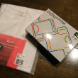 Tシャツが届く - A T-shirt arrives