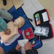 救急救命講習会開催しました