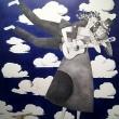 【完成】石膏の『手』ににじり寄る・その2~大野洋平先生の絵画教室22@いの町・カフェギャラリーClef
