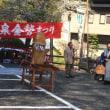 岩手・大沢温泉の金勢まつり