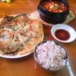 昨日と今日の飯