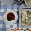 今日のホッピー  〆鯖から焼き鯖へ