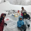雪だるまコンテスト No.20