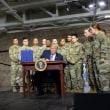 米国防権限法成立 台湾との防衛協力強化 蔡総統、今後も国防予算増額の方針