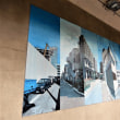 2017・10・21 六本木トンネルの壁画(^^♪