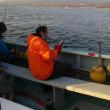 初釣 タチウオ
