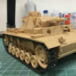 タミヤ 1/35 3号戦車N型 その1