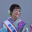 有明海花火フェスタ 柳川観光キャンペーンレディ水の精・古賀美紅  2018・8・26