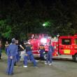 つくば市消防団谷田部支団第7分団の皆さんを激励訪問しました。