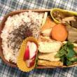 きょうのお弁当 (9月19日)
