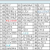 鳥撮りデータ46(2013.1-2)