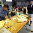 農研、秋冬野菜管理と収穫・柚子大根漬け