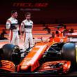 再起目指すマクラーレンF1が2018年型車の発表日を決定。メルセデスはフェラーリと同日に新車を披露