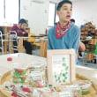 イチゴ雑貨 障害者就労を知る契機に 仙台の施設で製作、将来の活動の柱に