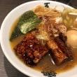今週開店、 #田町 の #麺屋武蔵 五輪洞(五輪洞ら〜麺,2018/10/11)