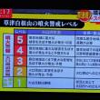 1/24 火山って怖い jチャン