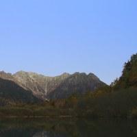 上高地 大正池の四季