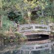 兼六園 橋巡り ⑤汐見橋、日暮らしの橋、時雨亭の石橋