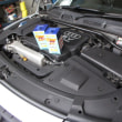 AUDI TT/8N エンジンオイル交換です。