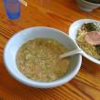 ラーメンショップ  東大室店@群馬県前橋市 「ネギみそラーメン&つけ麺」