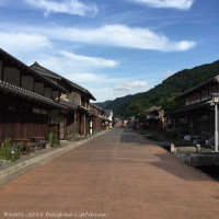 熊川宿と道の駅若狭熊川宿
