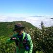 初登頂(能郷白山)